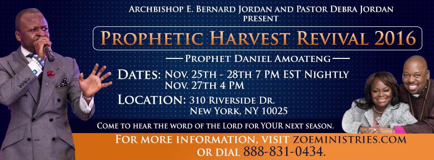 zoe ministries church  u2013 a prophetic church