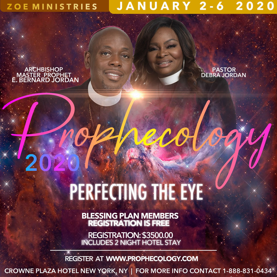 Zoe Ministries Church – A Prophetic Church| New York City