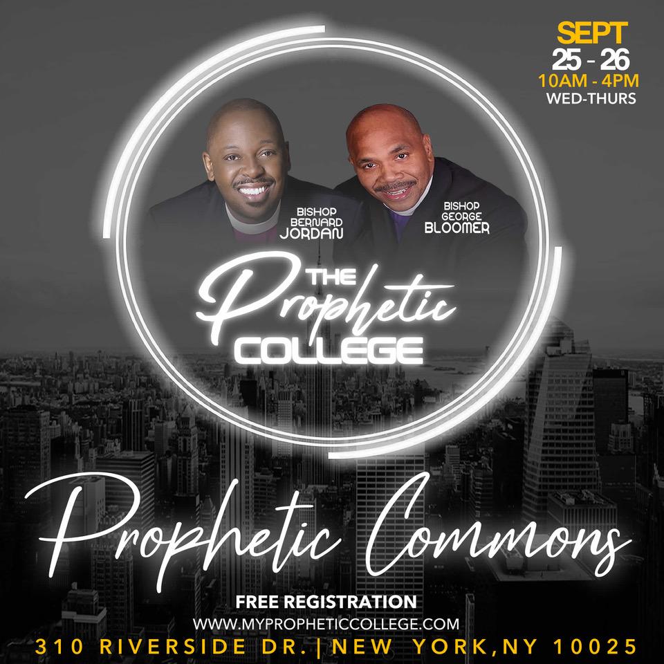Zoe Ministries Church – A Prophetic Church| New York City
