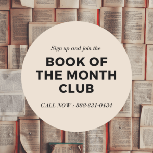 Book of the Month Club ad 1